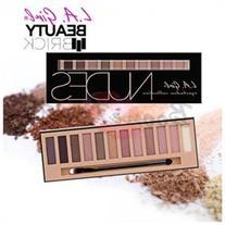 LA Girl Beauty Brick Eyeshadow Collection-Nudes