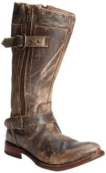 Bed Stu Women's Gogo Boot,Teak,6 M US