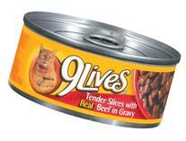 5.5OZ Beef Cat Food
