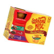 Meow Mix Beef & Poultry Variety Pack - 12x2.75oz