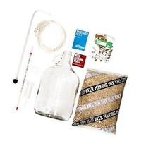 Brooklyn Brew Shop Beer Making Kit, Afternoon Wheat