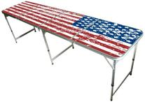 Go Pong 8-Feet Beer Pong/Tailgate Table
