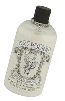 Poo-Pourri Original Before-You-Go Bathroom Spray Two 16