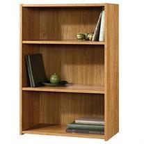 """Sauder 413322 Beginnings 3-Shelf Bookcase, 24.56"""" L x 11.45"""