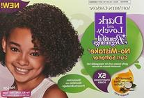 Dark and Lovely Beautiful Beginnings No Mistake Curl