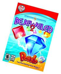 Bejeweled 2 with Peggle