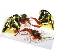 Set of 2 Bell Ornaments