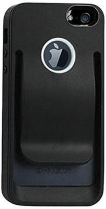 Reiko Belt Clip Polymer Case for iPhone 5 - Retail Packaging