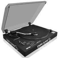 Belt Drive Turntable with USB and Software