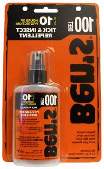 Ben's 100% DEET Mosquito, Tick and Insect Repellent, 3.4