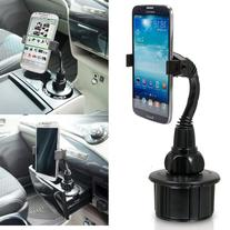 ChargerCity HD-6X Car Vehicle Drinks Cup Holder Mount with 8