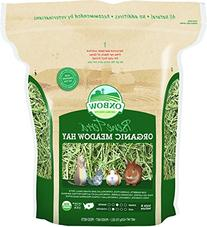 Oxbow BeneTerra Organic Meadow Hay 15-oz bag