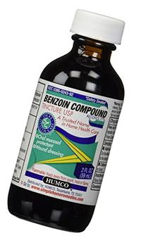 BENZOIN COMPOUND TINCT HUMCO 2 OZ