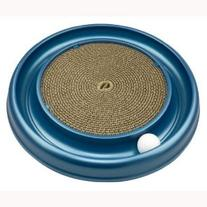 Bergan BER-70128 Turbo Scratcher Cat Toy 16 in. x 16 in. x 1