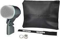 Shure BETA 52A Supercardioid Dynamic Kick Drum Microphone