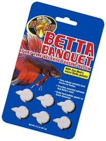 Zoo Med Betta Banquet Blocks 6 Card By BND
