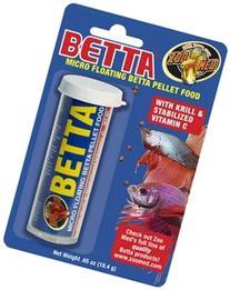 ZooMed Betta Micro Floating Pellet Food