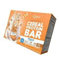 Quest Nutrition Beyond Cereal Protein Bar, Waffle, 15 - 1.34