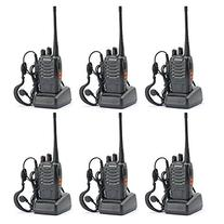 BaoFeng BF-888S Two Way Radio  - customize 6pack Package
