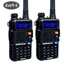 BaoFeng BF-F8+ Dual-Band 136-174/400-520 MHz FM Ham Two-way