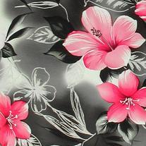 iGadgitz Pink on Black 'Bi-View' Textured Finish PU Leather