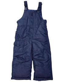 London Fog - Baby Boys Bib Snowpant, Navy 33950-12Months