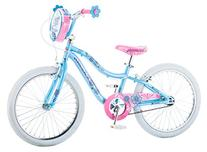 "Schwinn Girl's Mist Bicycle, 20"", Light Blue"