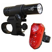 SafeCycler LED Bike Lights for Your Safety, Super Bight Bike
