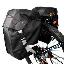Ibera Bicycle Bag PakRak Clip-On Quick-Release All Weather