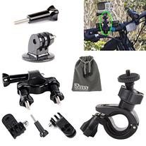 EEEKit 2 in 1 Cycling Kit for for GoPro Hero 5 4 3+ 3 2 1