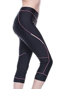Bicycle Pants Women - 4ucycling Premium 3d Padded Breathable