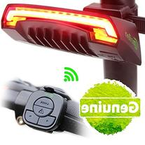 Meilan X5 Safety Bike Tail LED Light USB Rechargeable