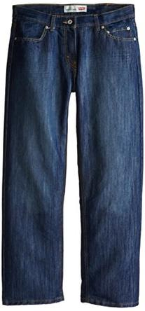 Levi's Big Boys' 514 Straight Fit Jeans, Glare, 12 Husky