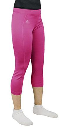 Adidas Big Girl's 7-16 TechFit 3/4 Tight Performance Pants