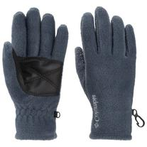 Columbia Kid's Baddabing Gloves,Grey,M