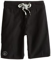 Volcom Big Boys' 38TH St Boardshort, Black, 30