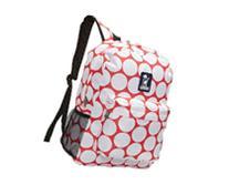 Wildkin Big Dot Red & White Crackerjack Backpack