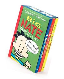 Big Nate Triple Play Box Set: Big Nate: In a Class by