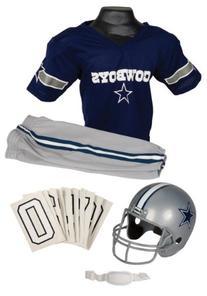 Big Boys' NFL Cowboys Uniform Costume