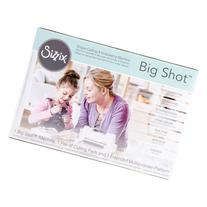 Sizzix Big Shot Machine, Grey and White