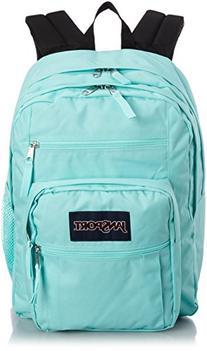 JanSport Big Student Classics Series Backpack - Aqua Dashs