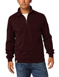 Carhartt Men's Big & Tall Sweater Knit Quarter Zip Relaxed