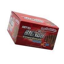 MET RX Big 100 Bars, Super Chocolate Fudge Brownie, 12 pk