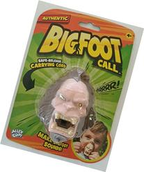 Bigfoot Call GRRRR! Make Bigfoot Sounds! With Safe-Release