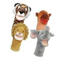 Bigmouth Zoo Puppet Set