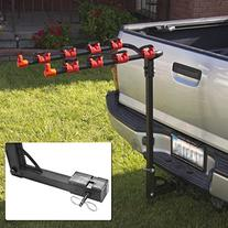 Bike Rack Carrier 4 Bicycle Hitch Mount Carrier Car Truck