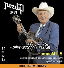 Gibson Pure Bill Monroe Phosphor Bronze Wound Mandolin