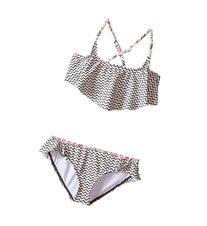 Billabong Kids - Gee Gee Geo Flutter Set   Girl's Swimwear