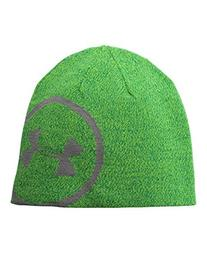Under Armour Men's Billboard Beanie, Gecko Green/Graphite,