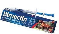Bimectin Ivermectin Paste Horse Wormer  Single dose